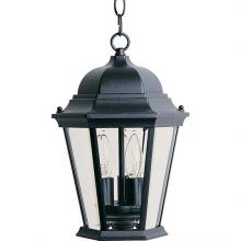 Maxim 1009BK - Westlake Cast 3-Light Outdoor Hanging Lantern