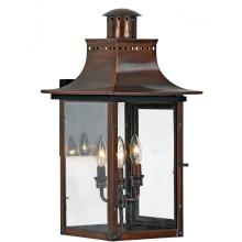 Quoizel CM8412AC - Chalmers Outdoor Lantern