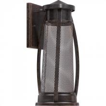 Quoizel CTE8406IB - Captree Outdoor Lantern
