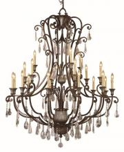 "Trans Globe 3961 - Chatsworth 52"" Chandelier"