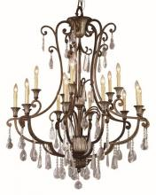 "Trans Globe 3965 - Chatsworth 42.25"" Chandelier"