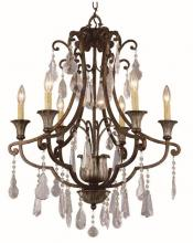 "Trans Globe 3966 - Chatsworth 25.5"" Chandelier"