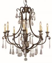 "Trans Globe 3968 - Chatsworth 34"" Chandelier"