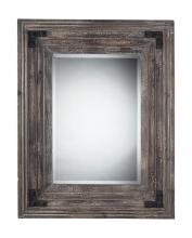 Sterling Industries 116-005 - Staffordshire Mirror In Distressed Wood
