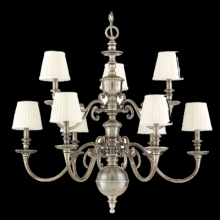 Hudson Valley 1749-AGB - 9 Light Chandelier