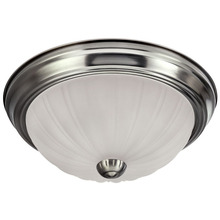 "Canarm IFM831B13213BPT - Accent any room with this 13"" Energy Star rated flushmount."