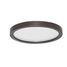 "Canarm LED-SM7DL-ORB-C - LED Disk, LED-SM7DL-ORB-C, 7"" ORB Color Trim, 15W Dimmable, 3000K, 850 Lumen, Surface Mounted, L"