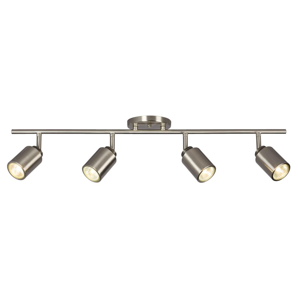 4Light Track Light  in Brushed Nickel finish  753224BN