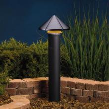 Kichler Landscape 15011BKT - One Light Textured Black Path Light